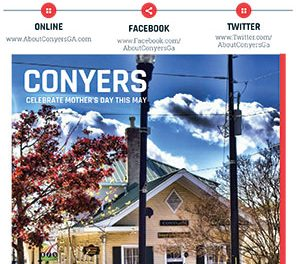 About Magazines Conyers – May 2017