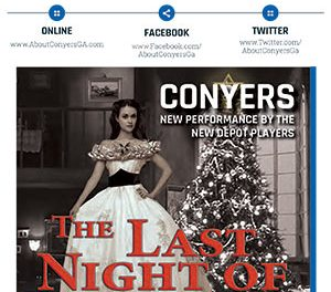 About Magazines Conyers – Sep 2017