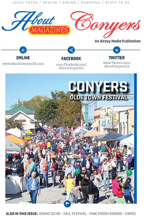 About Magazines Conyers – Oct 2017