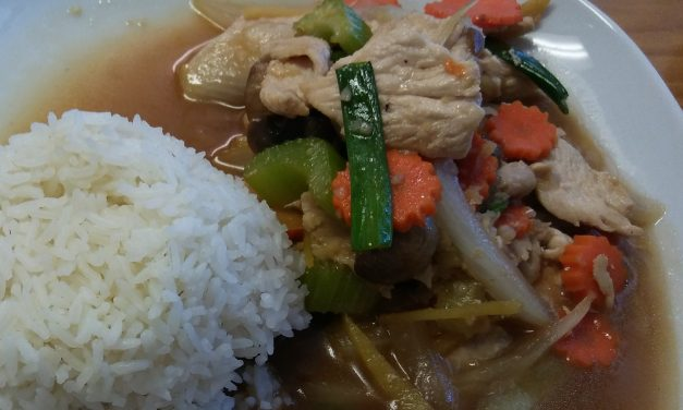 Dining Review…Thai in the Box