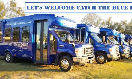 Rockdale Welcomes Affordable Public Transportation