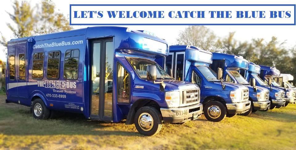 Rockdale Welcomes Affordable Public Transportation