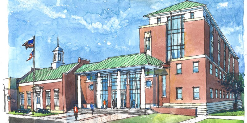 Proposed Courthouse Referendum Tours