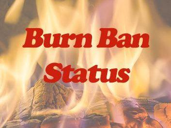 Summer Open Burning Ban 5/1/2018
