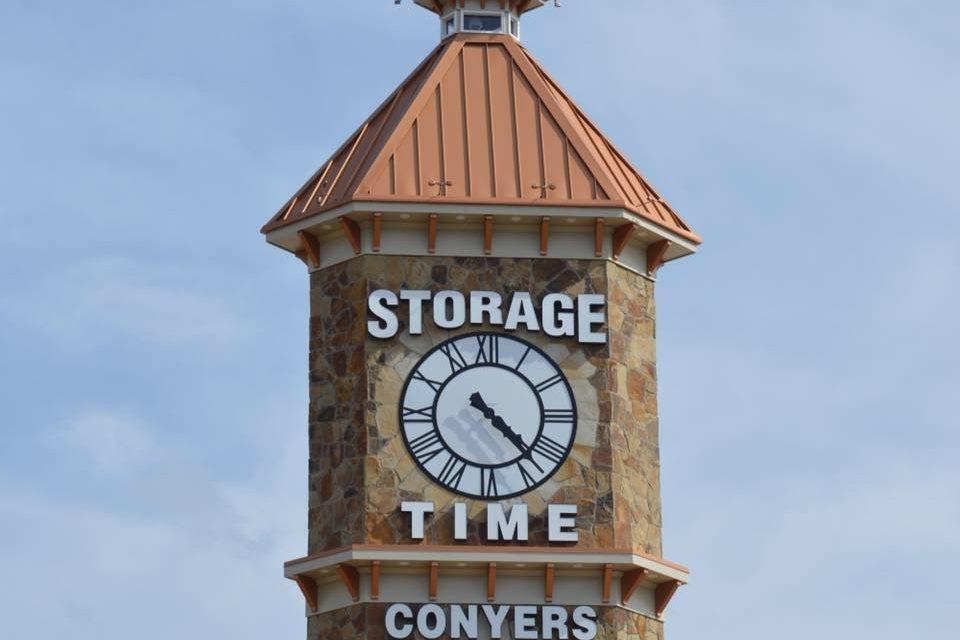 Conyers Unique Self Storage Site