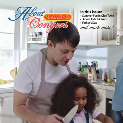 ABOUT CONYERS MAGAZINE – JUNE 2019