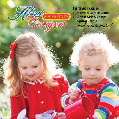ABOUT CONYERS MAGAZINE – APRIL 2019