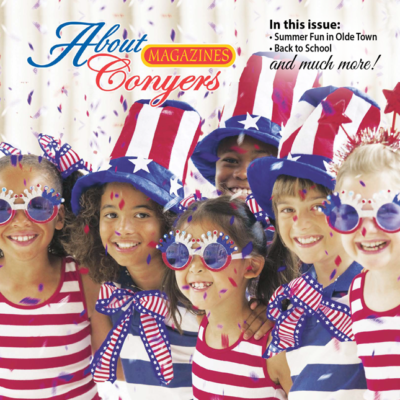 ABOUT CONYERS MAGAZINE – JULY 2019