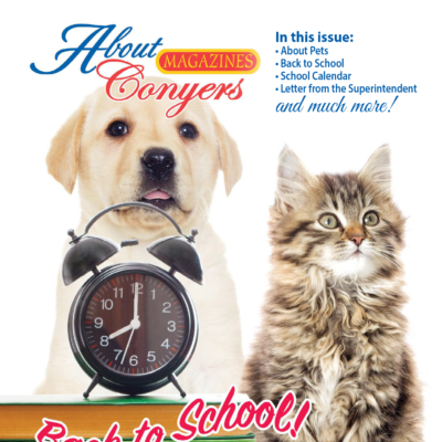 ABOUT CONYERS MAGAZINE – AUG 2019