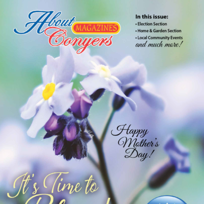 ABOUT CONYERS MAGAZINE MAY 2020