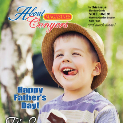 ABOUT CONYERS MAGAZINE JUNE 2020