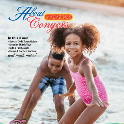 ABOUT CONYERS MAGAZINE JULY 2020